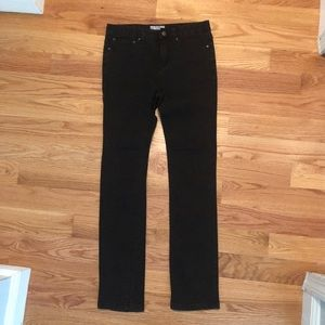 Free people low rise slim jeans
